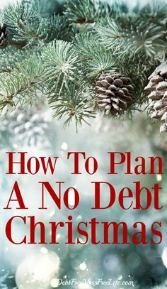 Looking for some debt free Christmas ideas? We've got that and more! Visit 100 Days of Debt Free DIY Holiday Ideas!