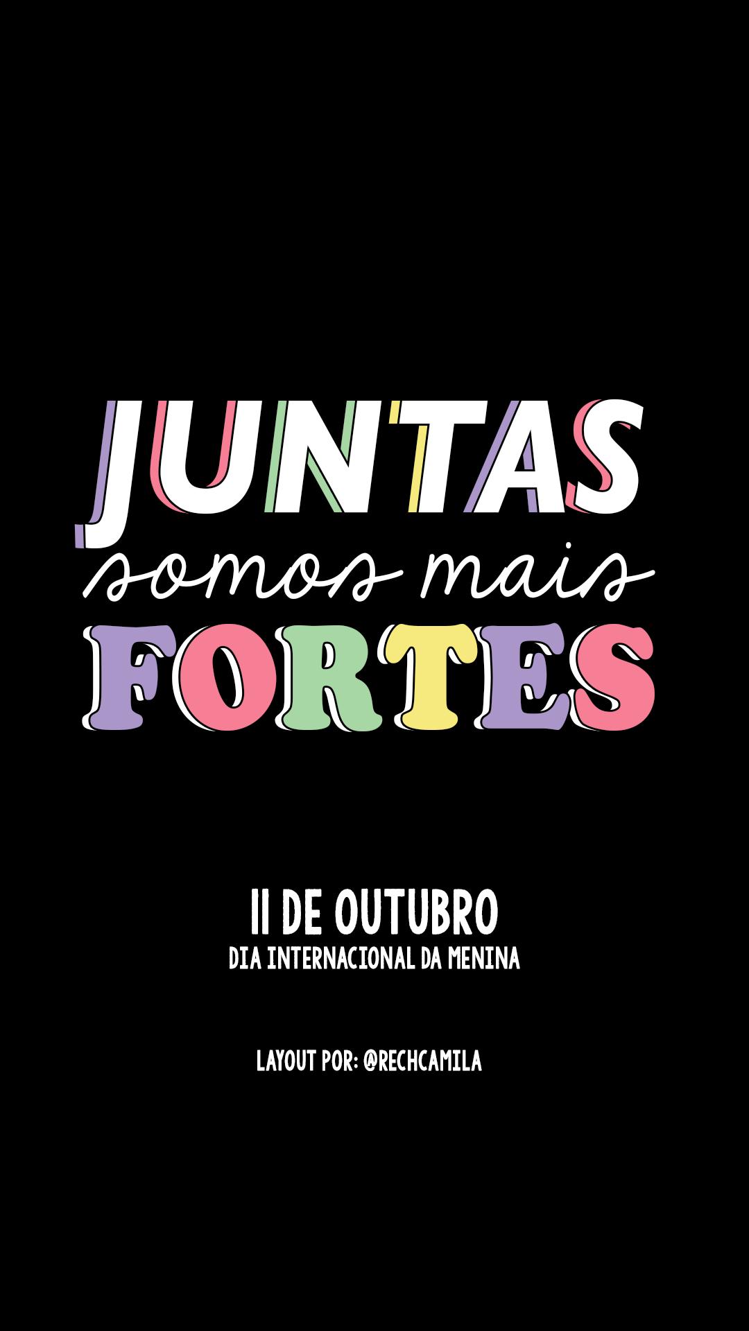 11 De Outubro Dia Internacional Da Menina Frases