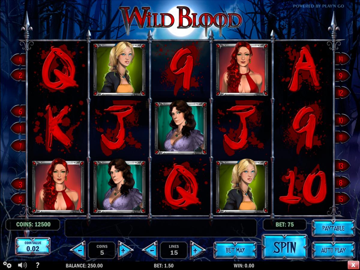 Spiele Wild Blood 2 - Video Slots Online