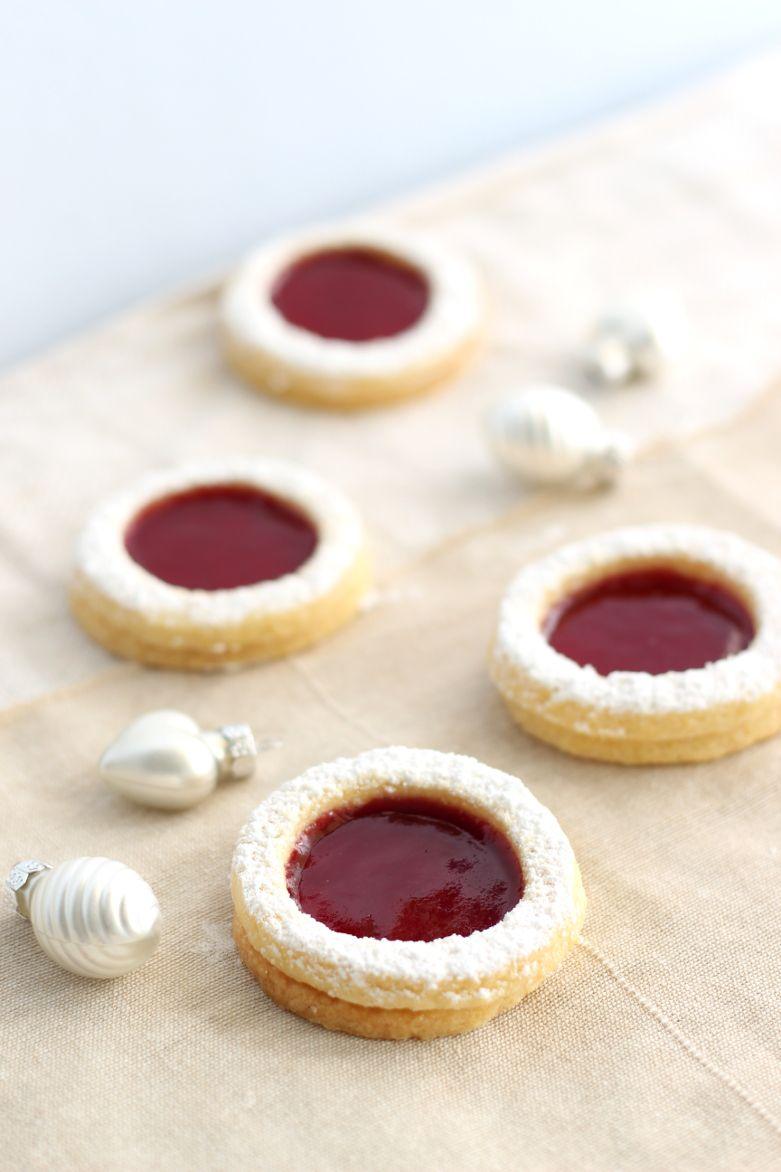 Photo of Kirschkringel – My Favorite Jam Cookies | Bäckerina