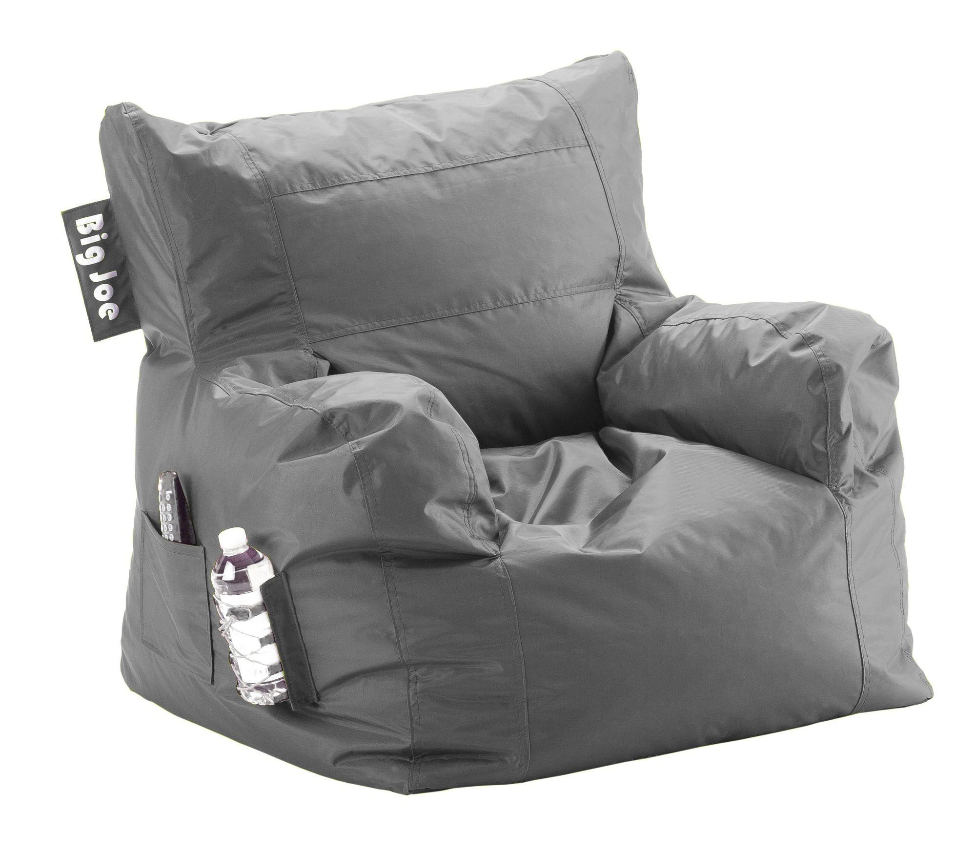 Comfort Research Big Joe Dorm Bean Bag Chair Bean bag