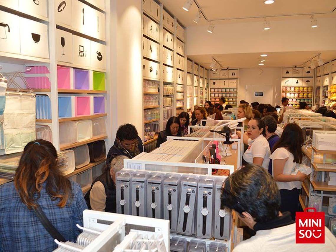 MINISO en México Retail Japonés Directo en la Ciudad