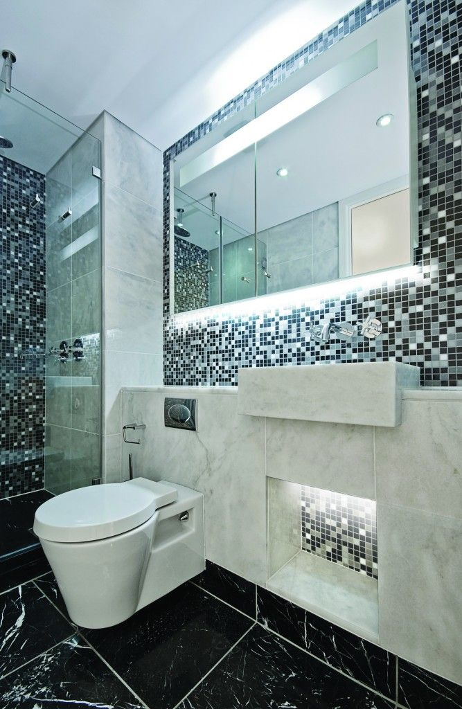 How To Make Your Bathroom Lighting More Energy Efficient