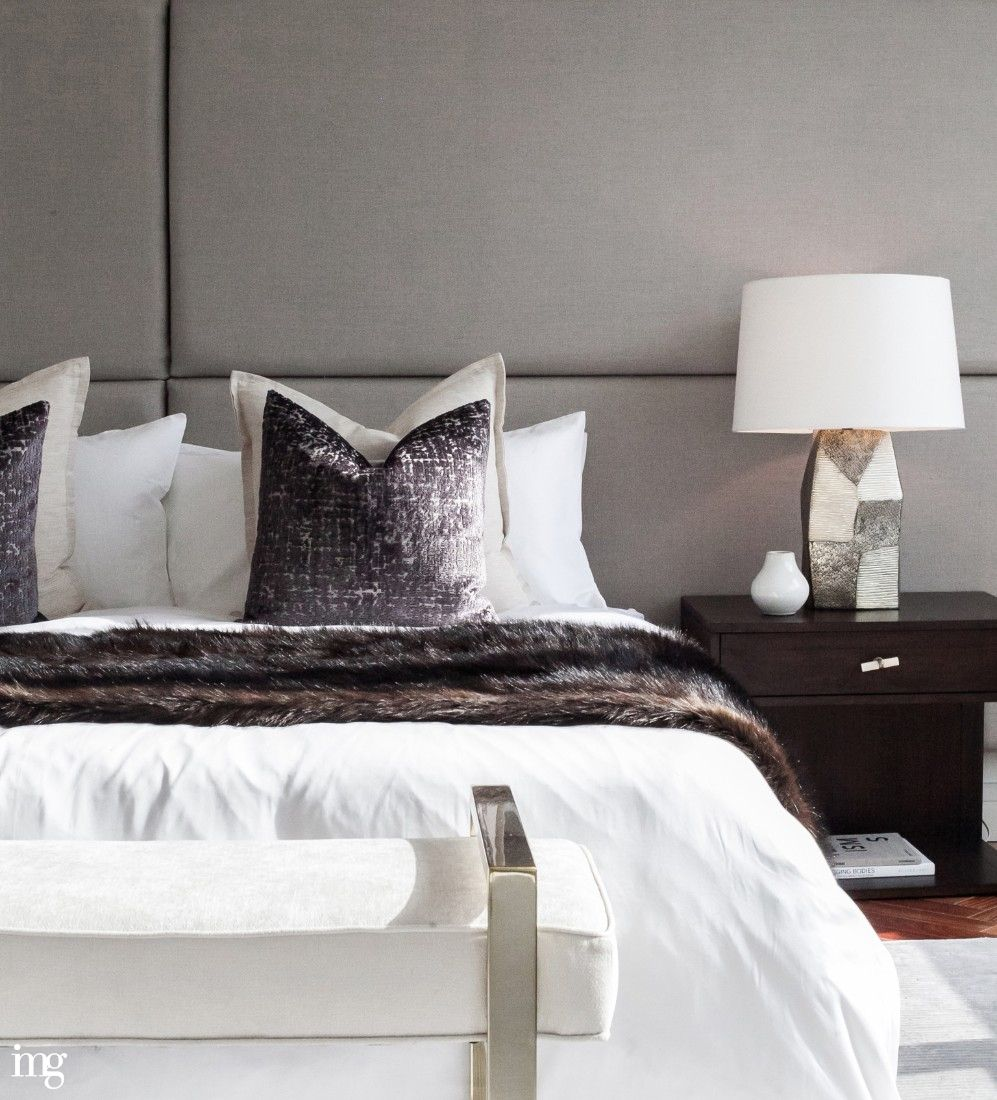 Master Bedroom Staging Ideas: New York Staging Company Interior Marketing Group