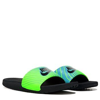 Nike Kids' Benassi JDI Sandal PreGrade School at Famous