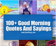 100+ Good Morning Quotes And Sayings