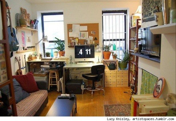'Where They Draw' Takes You Inside Cartoonists' Workspaces