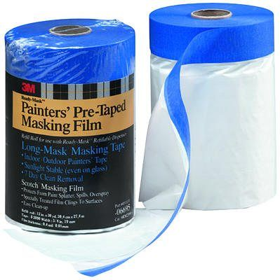 handmasker plastic drop cloth saves time for painting let me start my review by