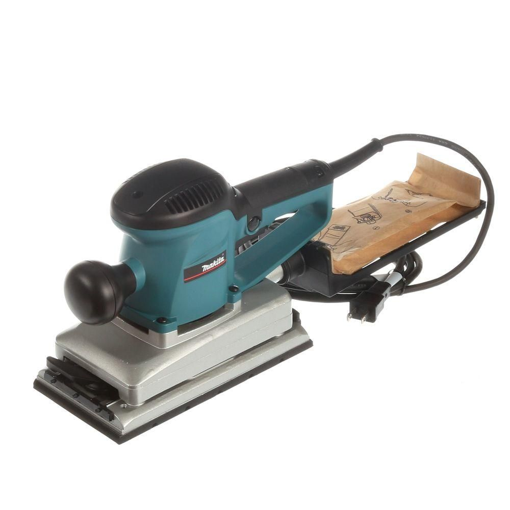 Makita 1 2 Corded Sheet Finishing Sander Products Finishing Sander Makita It Is Finished