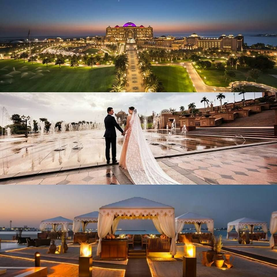 Thanks To Cheaper Flights Cost Of Destination Wedding In Uae Is Comparable To A Wedding At Book Destination Best Wedding Venues Destination Wedding