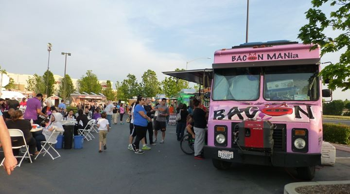 West Sac Food Truck Mania Back At Lowes Lowe S Sacramento