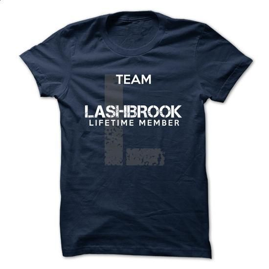 LASHBROOK - TEAM LASHBROOK LIFE TIME MEMBER LEGEND - #tshirt serigraphy #hoodie schnittmuster. CHECK PRICE => https://www.sunfrog.com/Valentines/LASHBROOK--TEAM-LASHBROOK-LIFE-TIME-MEMBER-LEGEND.html?68278
