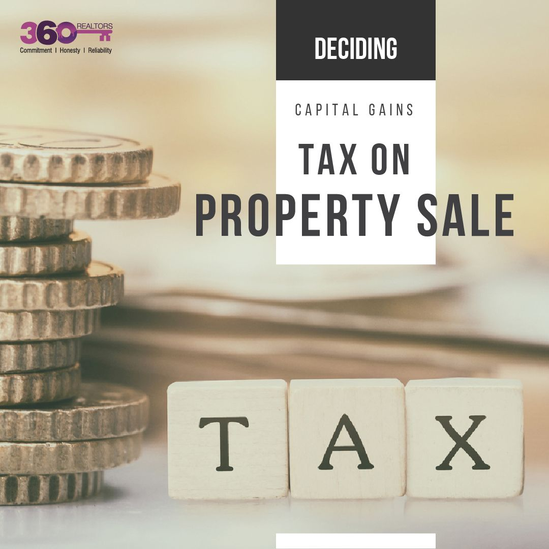 Property Tax Capital Gain Capital Gains Tax Property For Sale