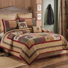 Cabin Bedding, Rustic Log Cabin Bed Sets, Quilts, Bedspreads U0026 Comforters