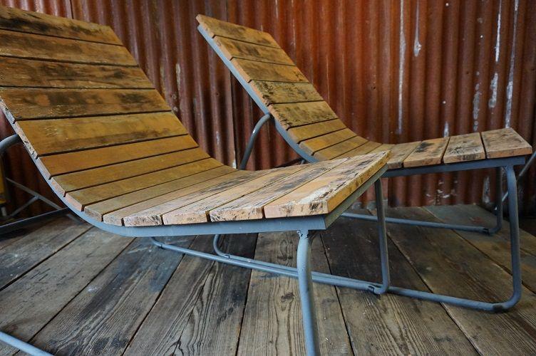 Houten Lounge Stoel Buiten.Lounge Stoelen Voor Binnen Of Buiten Hout Met Metaal
