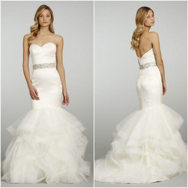 Romantic, Delicate Wedding Dresses by Alvina Valenta   wedding ...
