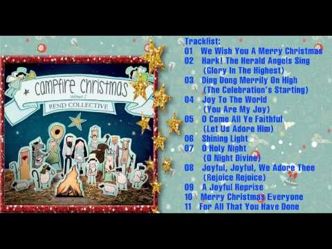 Rend Collective - Campfire Christmas Vol.1 Full Album. Week of ...