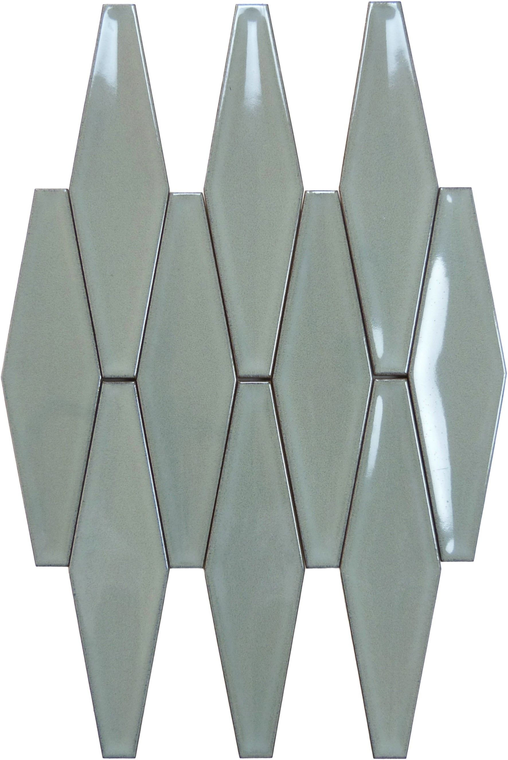 Tile Size 2 1 2 X 9 Tiles Per Sq Foot 10 Tile Thickness 1 4 Nominal Sold By The Square Foot Porcelain Tile Hexagon Decorative Wall Tiles
