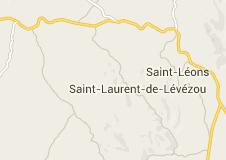 Map of saint laurent de levezou aveyron Pinterest Searching