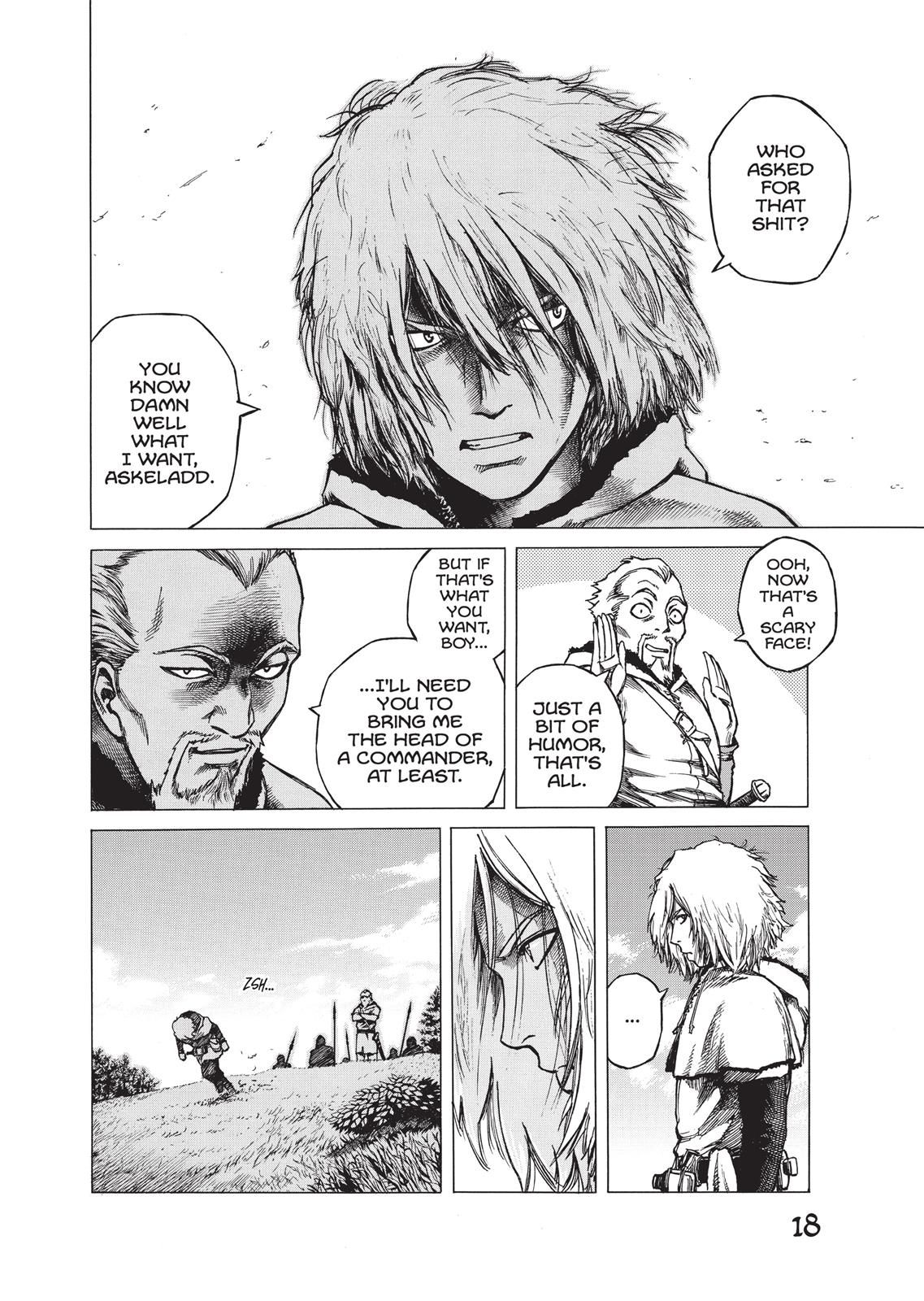 Pin by Sasuke Uchiha on Vinland saga manga in 2020
