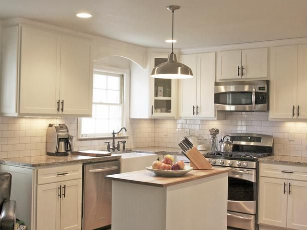 Dp cottage kitchens from anisa darnell on hgtv idea of for Kitchen cabinets reno