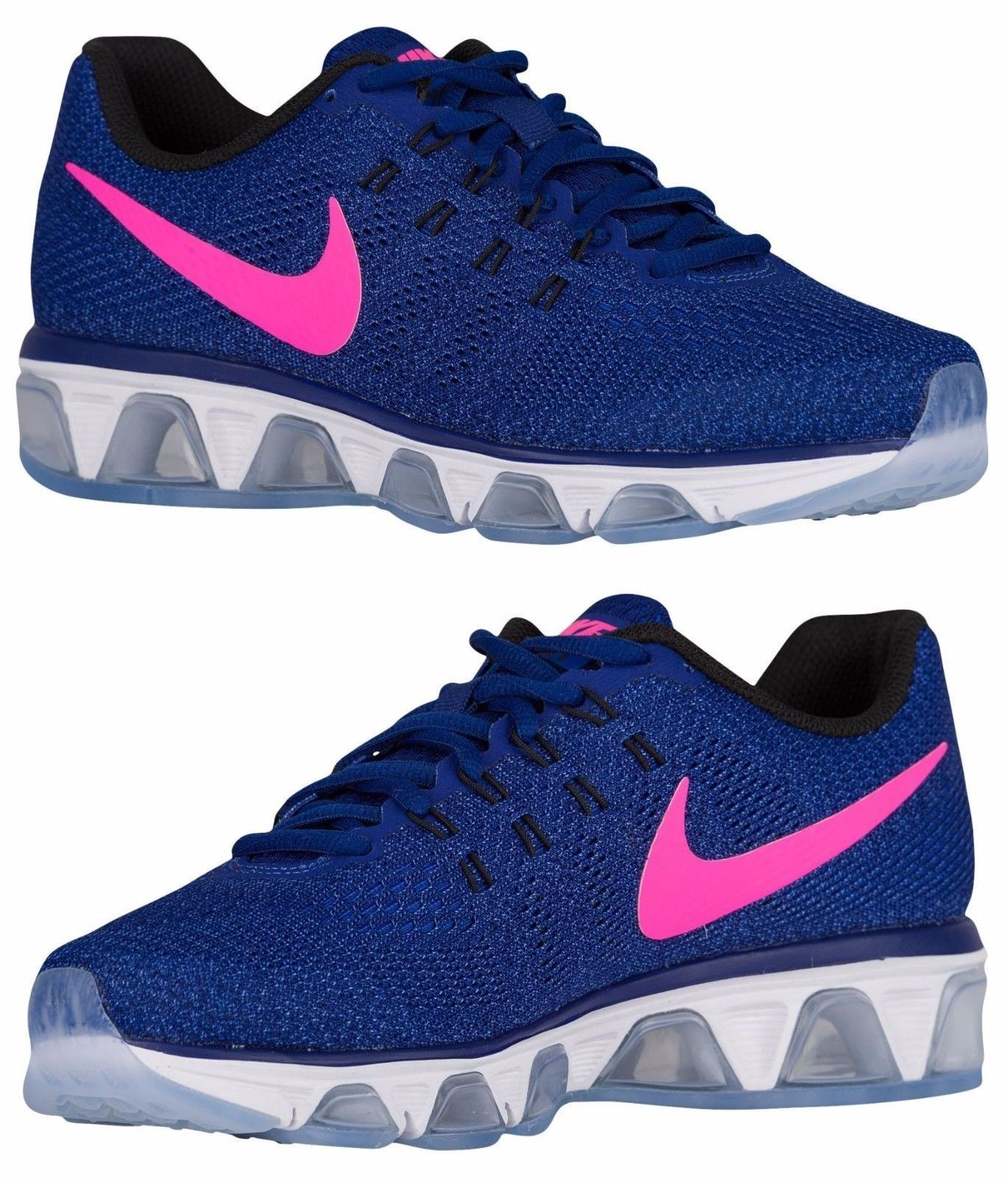 nike air max tailwind 8 women s running deep royal black racer