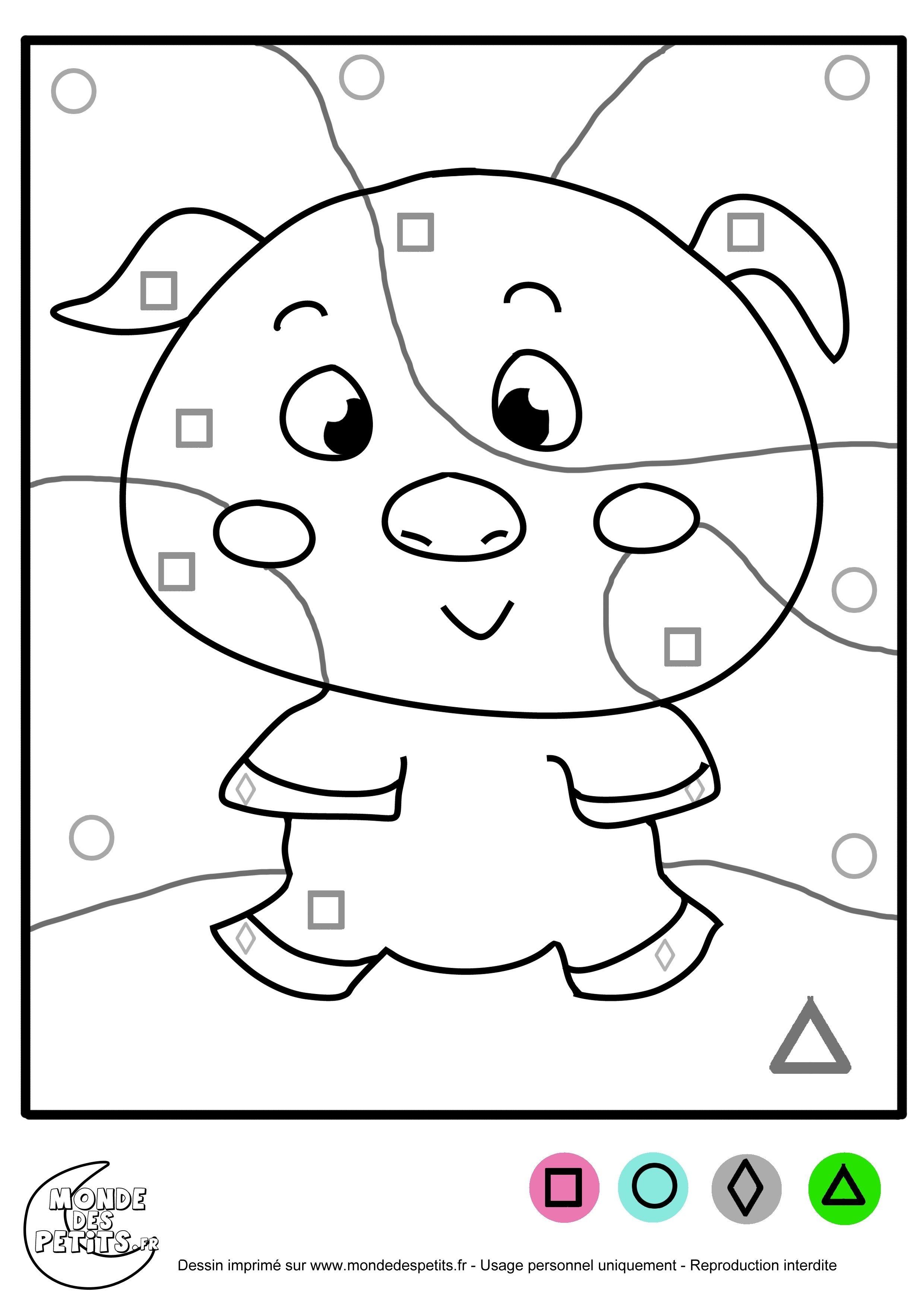 Coloriage Magique Maternelle À Imprimer