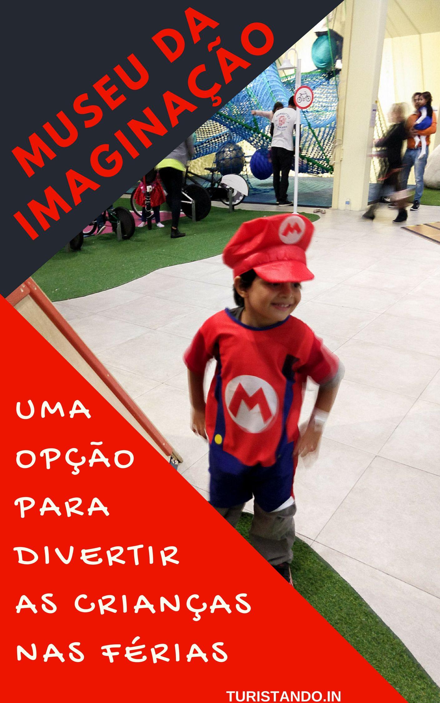 Sao Paulo Com Criancas O Museu Da Imaginacao Em Sao Paulo