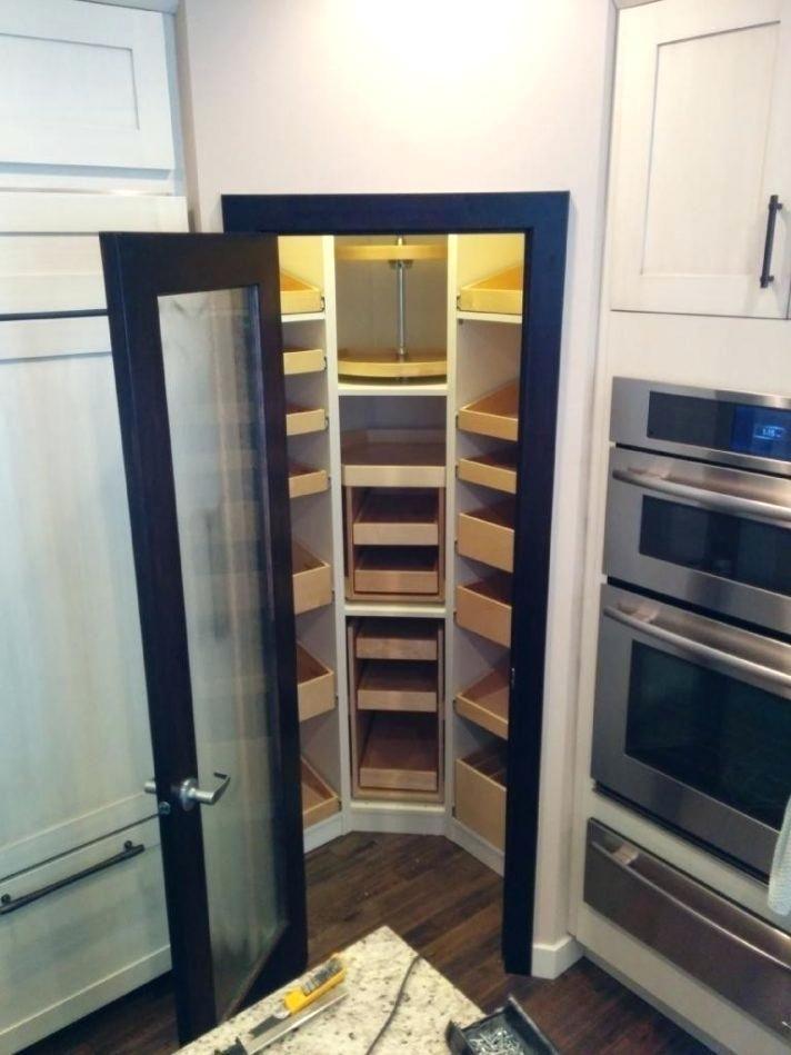 Diy Corner Pantry Shelves Large Size Of Pantry Shelving
