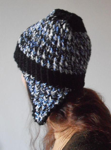 √ Faire Un Bonnet Avec Un Tricotin