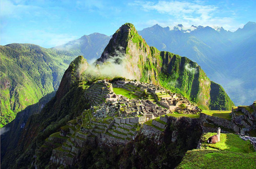 Fotos Los 20 Destinos Más Alucinantes Del Mundo Machupichu Peru El Viajero El Pais Ciudad Perdida