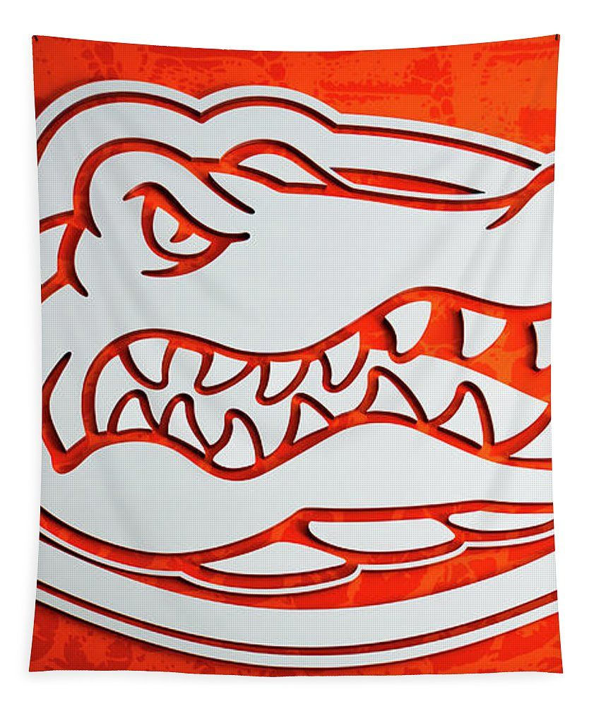 Florida Gators Tapestry 68 X 80 By Aaron Geraud Our Premium Wall Tapestries Are Available In Three Different Sizes And Feature Art Wall Art Buy Wall Art