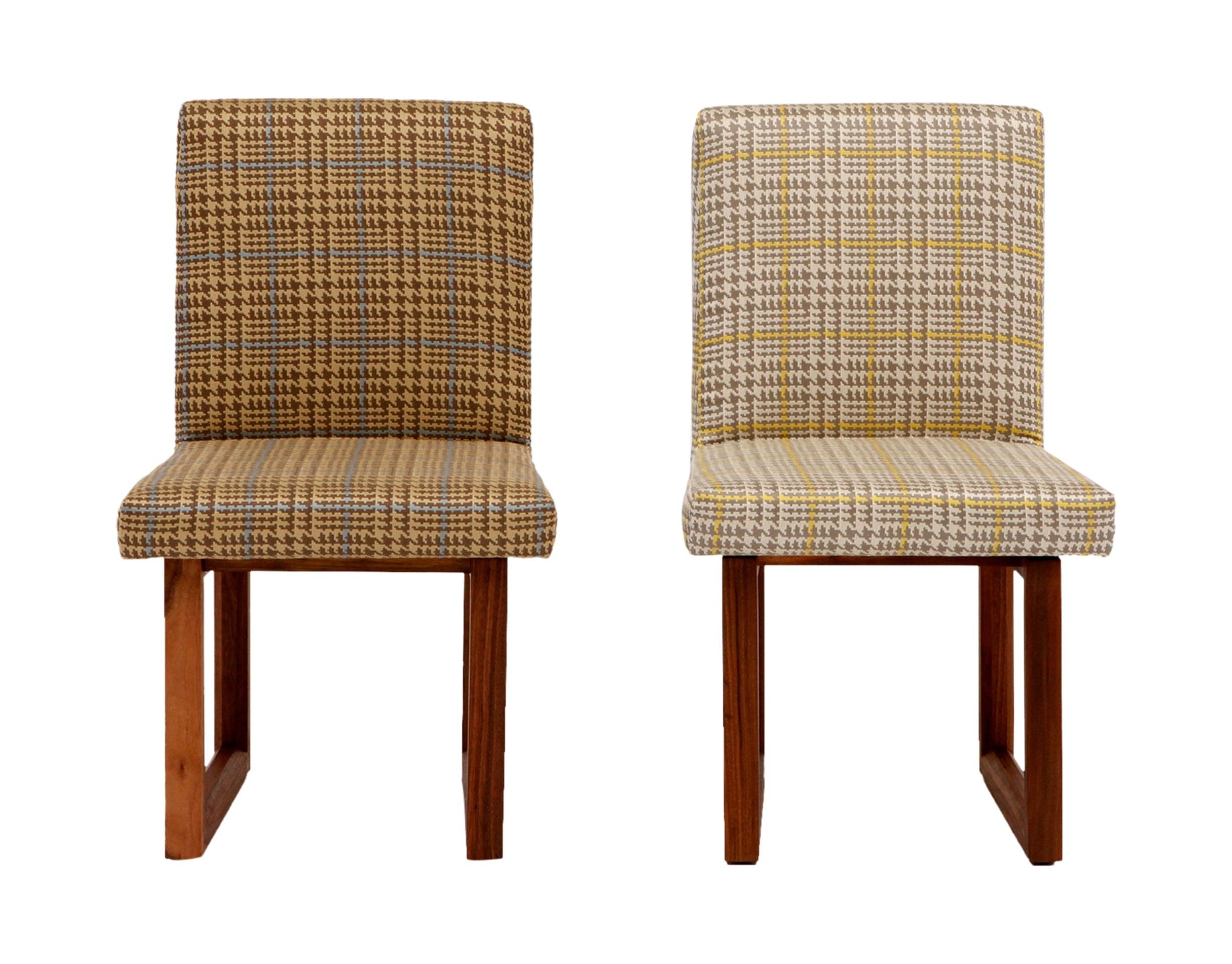 Super C2 W Houndstooth Chair Houndstooth Fabrics Furniture Ibusinesslaw Wood Chair Design Ideas Ibusinesslaworg