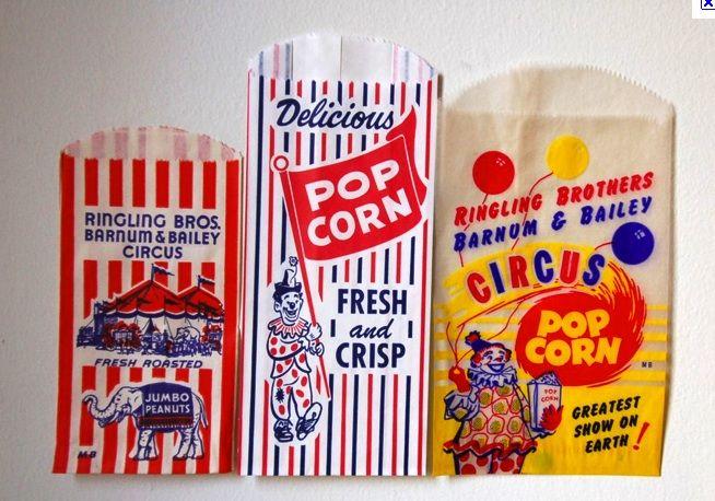 Circus Pop Corn