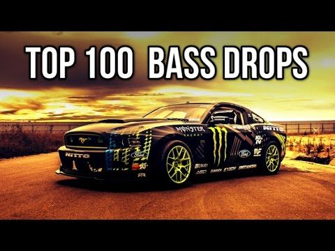 Top 100 Bass Drops Amazing Bass Boosted Songs 2016 Yuyu1162 Bass Drop Songs Bass