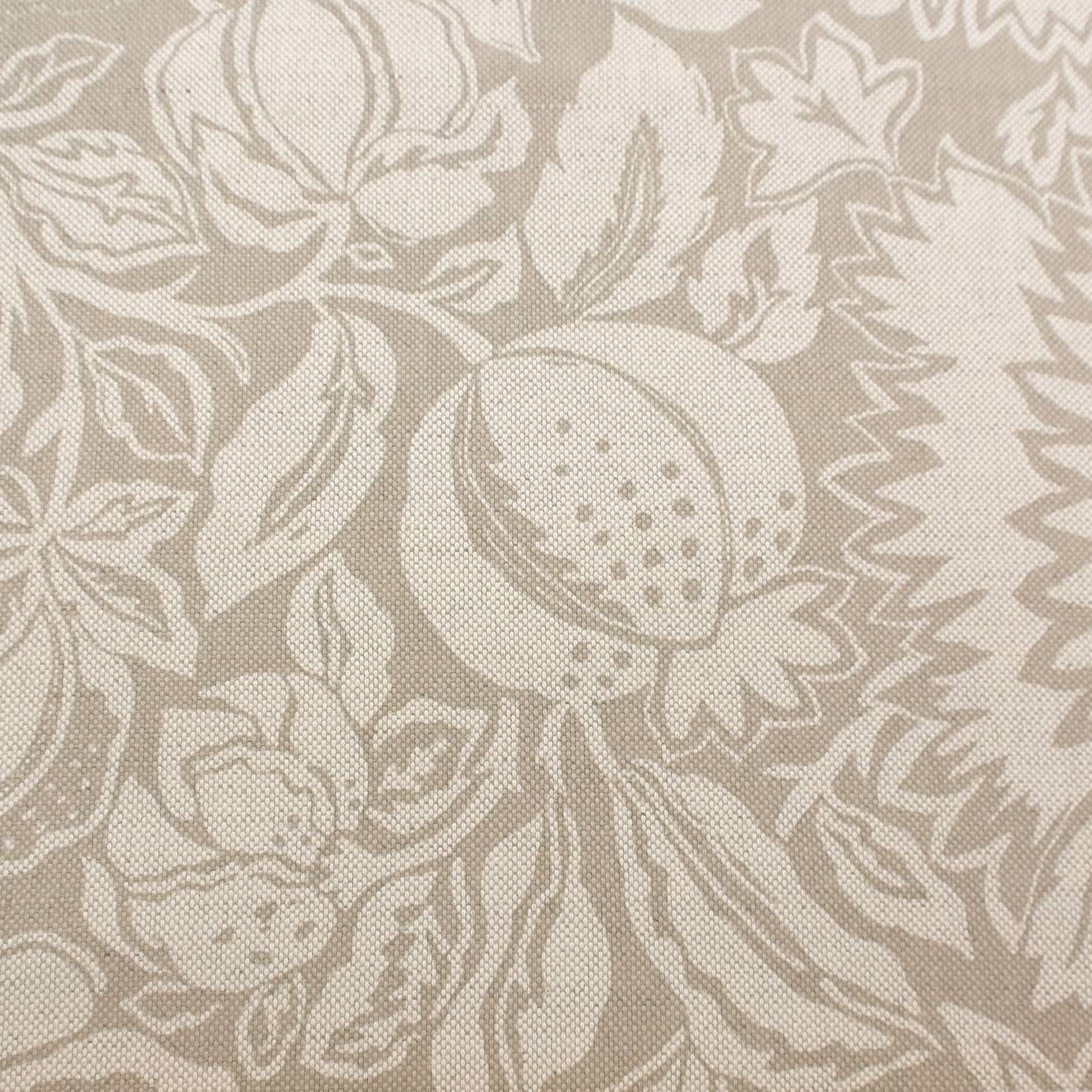 Sanderson Poppy Damask Fabric Linen Natural Product Code