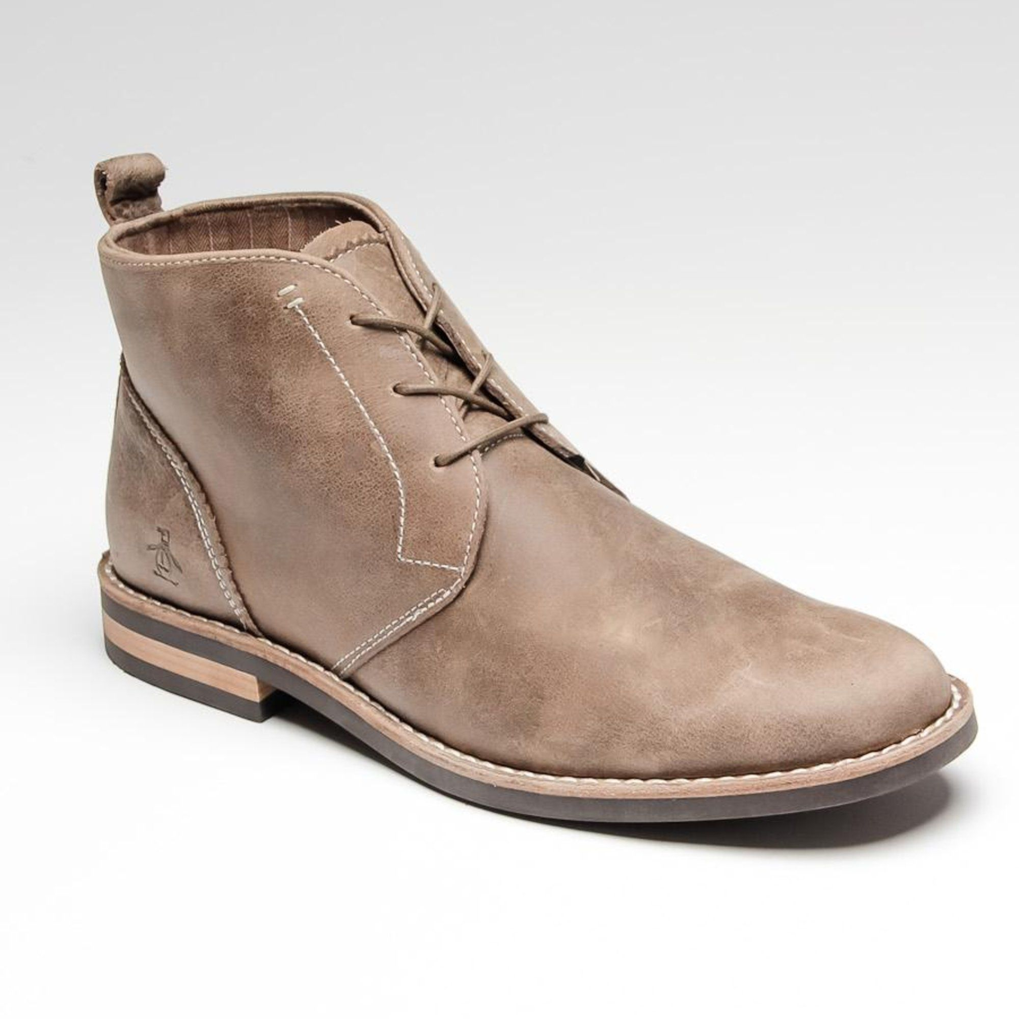 new season perfect quality variousstyles PENGUIN FOOTWEAR MERLE Color: Shitake Material: Leather Fit ...