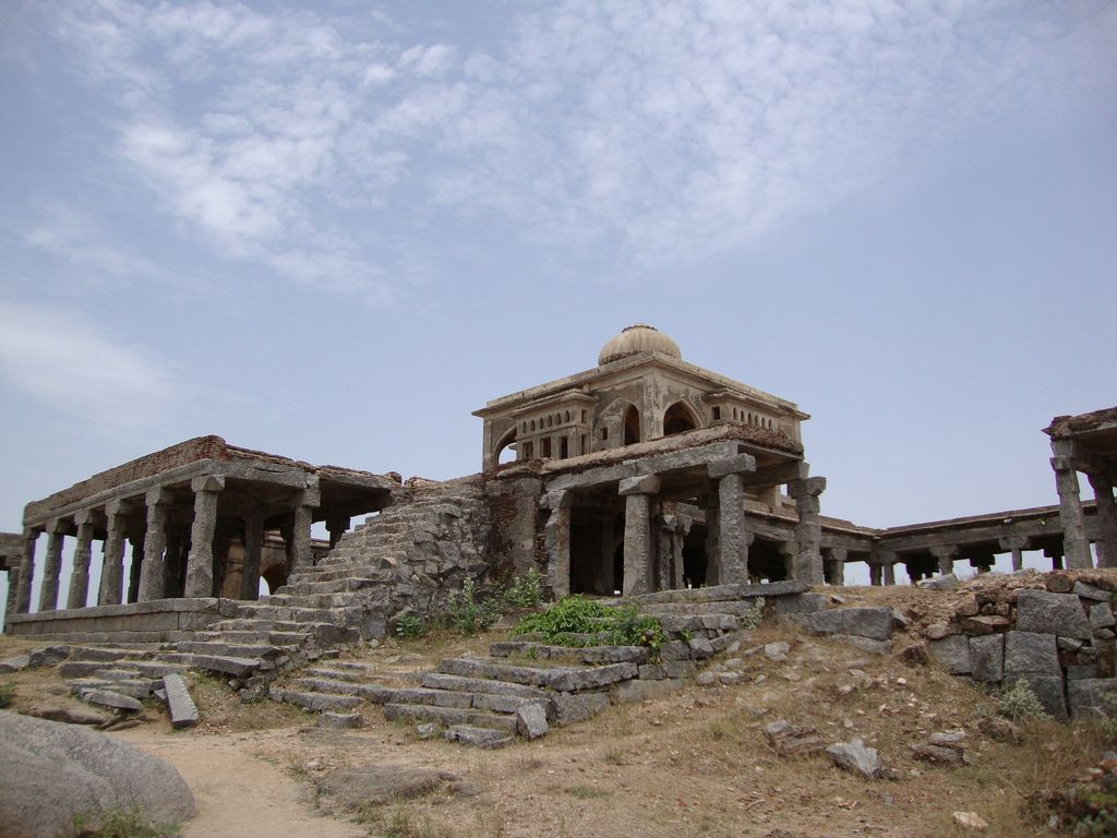 Gingee Fort, Villupuram District, Tamil Nadu  Also known as