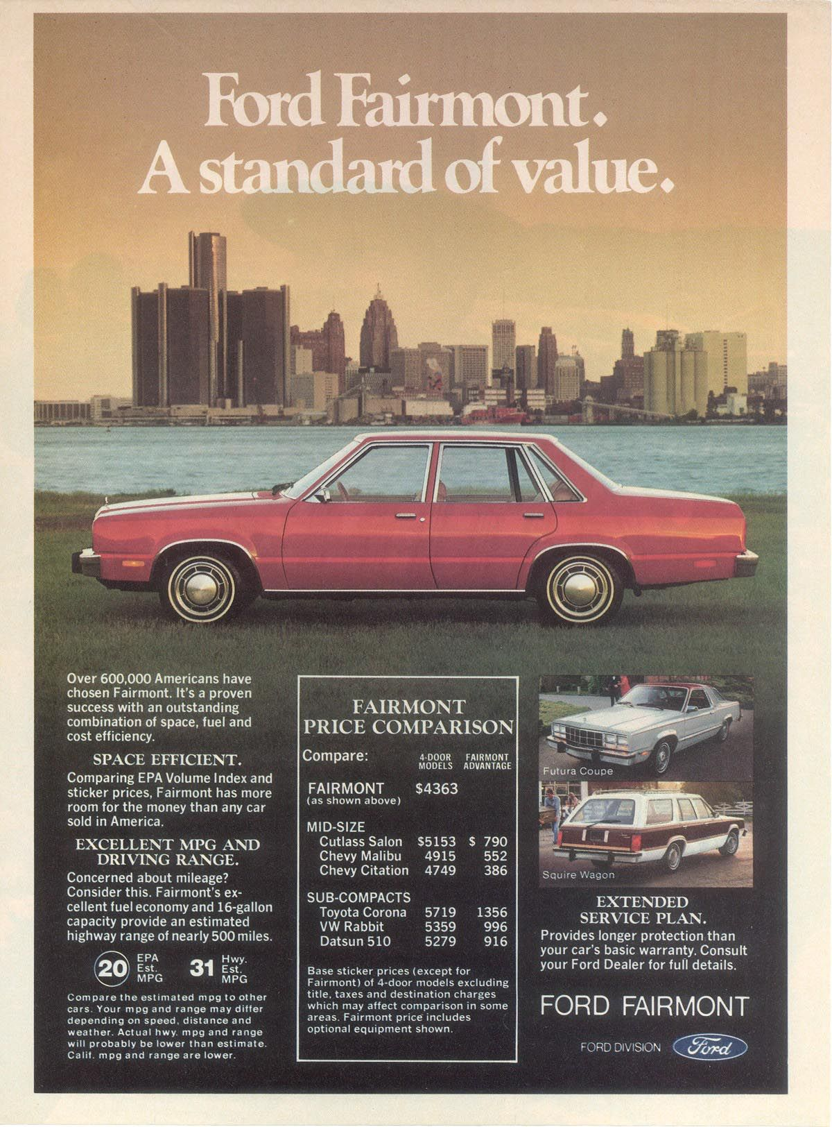 Directory Index Ford 1980 Ford Car Advertising Fairmont
