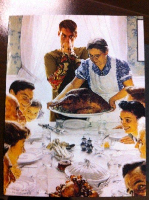 Stefon at Thanksgiving Stefon/Bill Hader Pinterest