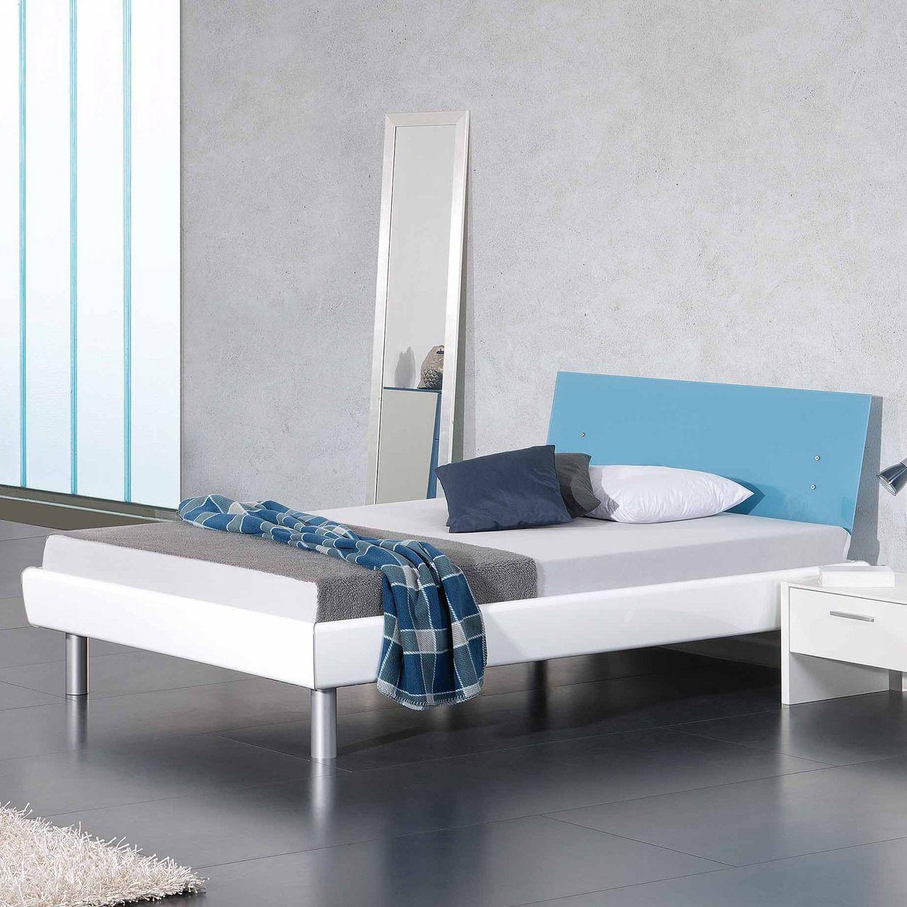 Modular Colorado Fiore In 2020 Holzbett Holzbetten Weisses Bett