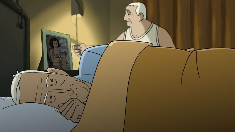 Arrugas se estrena en junio en Japón de la mano de los míticos estudios Ghibli