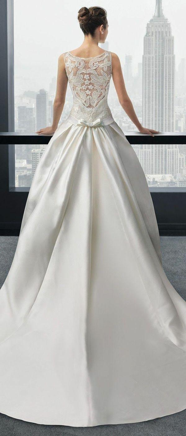 Modele de robe de mariee classique