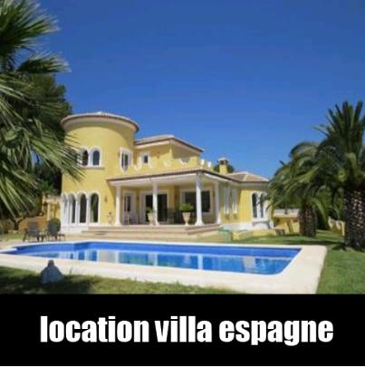 Superbe Vacances En Location Villa Espange Location Villa Espagne