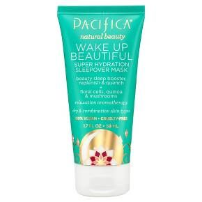 Pacifica Wake Up Beautiful Super Hydration Sleepover Face Mask 2