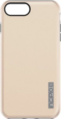 new arrival f9c4c eae9a Incipio DualPro Case for iPhone 7 Plus, Beige/Gray | Products ...