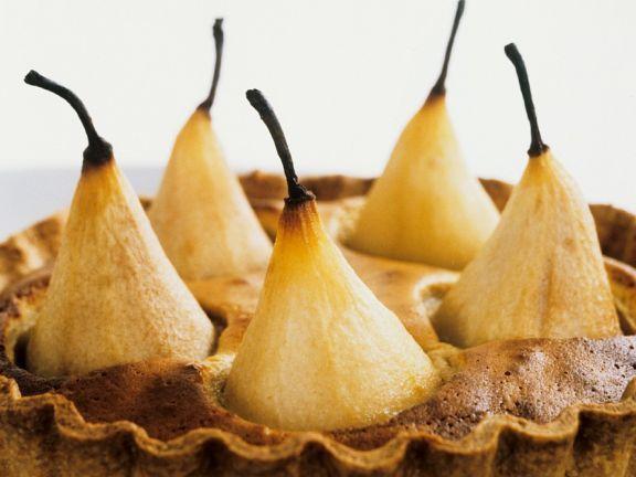 Birnen-Tarte ist ein Rezept mit frischen Zutaten aus der Kategorie Tarte. Probieren Sie dieses und weitere Rezepte von EAT SMARTER!