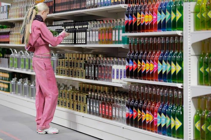 CHANEL does supermarket!