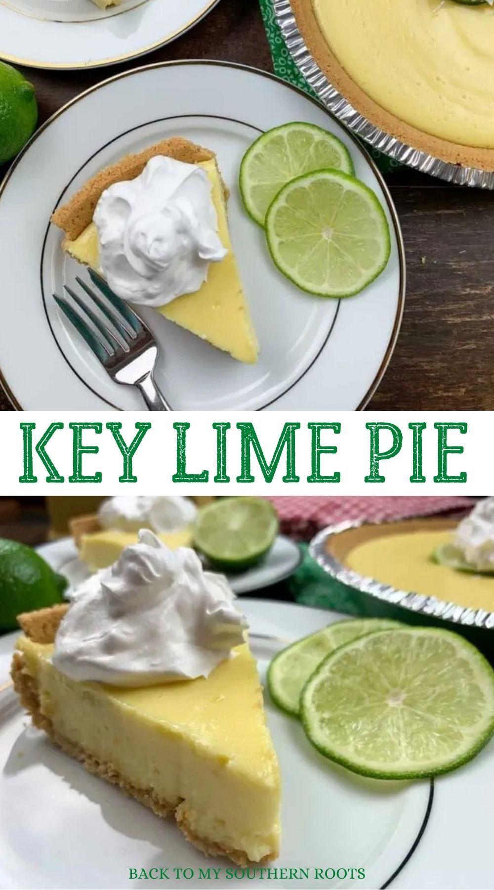 Key Lime Pie With Sweetened Condensed Milk Recipe Recipe In 2020 Milk Recipes Key Lime Pie Condensed Milk Recipes