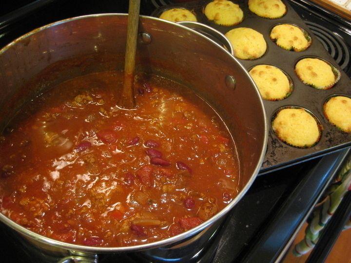 Americas Test Kitchen Turkey Chili